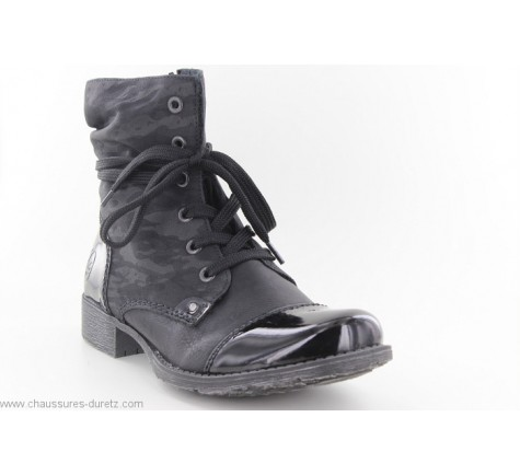 Rieker ENCAN Noir 70822-00