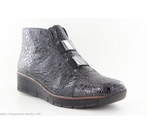Boots femme Rieker EMPLOI Noir 53793-45