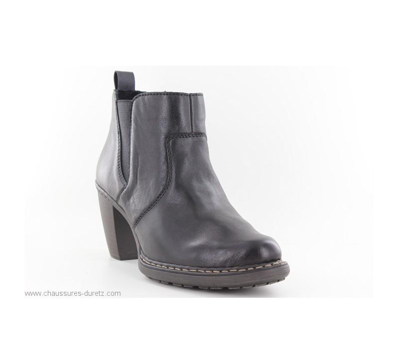 Boots femme Rieker EMPIRE Noir 55284 00