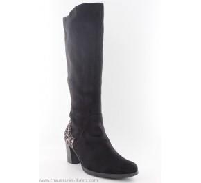 Bottes femme Rieker ENCRE Noir Y8987-00