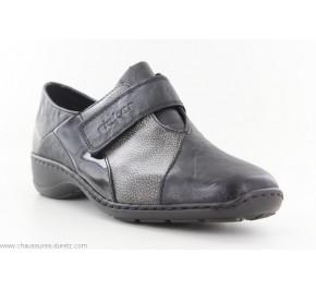 Chaussures femme Rieker ELOGE Noir 58354-00