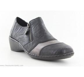Chaussures femme Rieker ELINDE Noir 47160-00