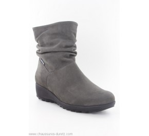 Boots femme Mephisto AGATHA Graphite