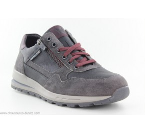 Baskets homme Méphisto BRADLEY Dark Grey