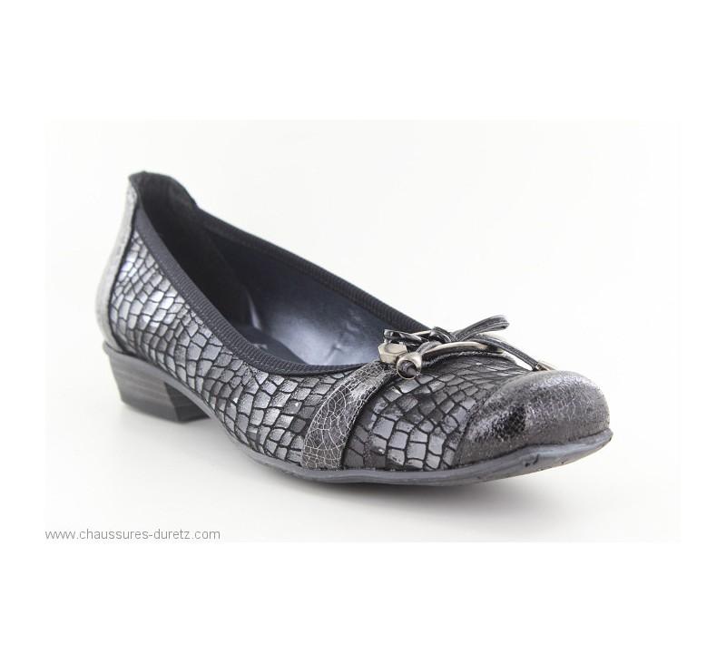 Chaussures femme Rieker FUTE Bleu 41377 12