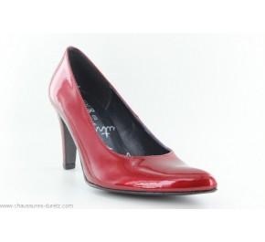 Escarpins femme Un Tour en Ville BEALE Rouge Hermès