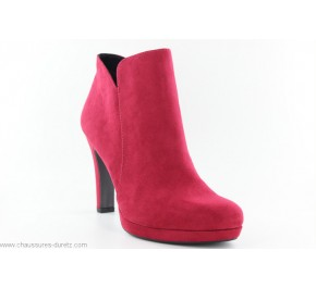 Boots femme Tamaris TAIE Rouge