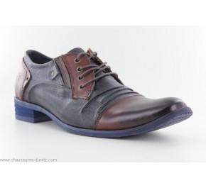 Chaussures homme KDOPA DANEMARK Marron / Bleu