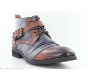 Bottines homme Kdopa TROCADERO Marron