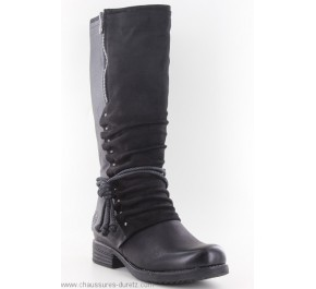 Bottes femme Rieker ENDOS Noir 93273-00