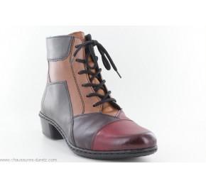 Boots femme Rieker EMANER Marron Y0728-35