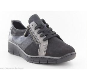 Chaussures femme Rieker EMAIL Noir 53713-00