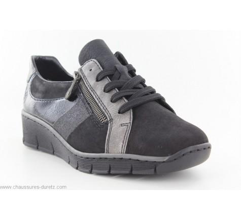 Chaussures femme Rieker EMAIL Noir 53713 00