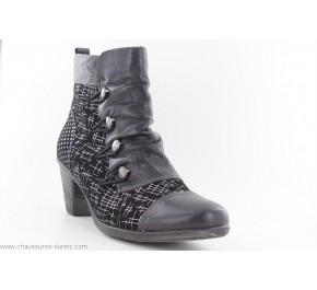 Boots femme Remonte REXE Noir D8792-02