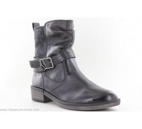Boots femme Tamaris TALET Noir
