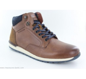 Bottines homme Redskins SADIVAN Brandy / Marine