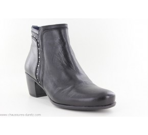Boots femme Dorking PADA 7256 Noir