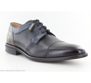 Chaussures homme Redskins WINDSOR Noir / Marine / Gris