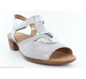 Sandales femme ARA ARTEL Gris