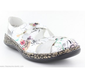 Chaussures femme Rieker FUITE Multi 463H6-90