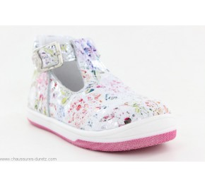 Chaussures fille Bellamy DANET Fleuri