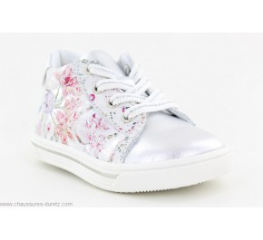 Baskets fille Bellamy DETAIL Fleuri