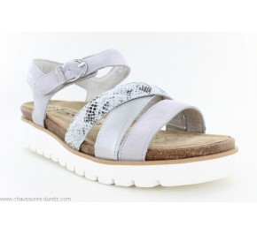 Sandales femme Méphisto THINA Light Grey