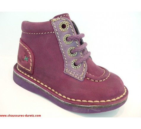 Kickers WORLD Violet / Mauve