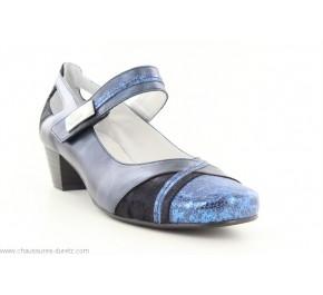 Escarpins femme Artika PENIA Bleu
