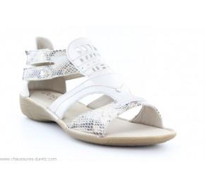 Sandales femme Dorking OCTET 6769 Beige
