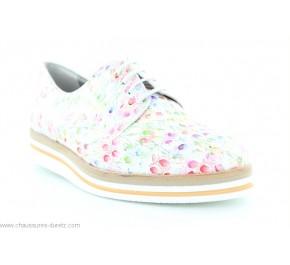 Chaussures femme Dorking PEUH 7850 Blanc