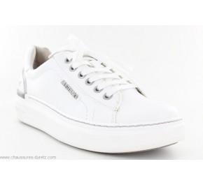 Baskets femme Mustang HANSE Blanc