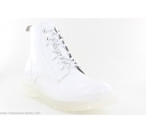 Bottines femme Tamaris UNION Blanc