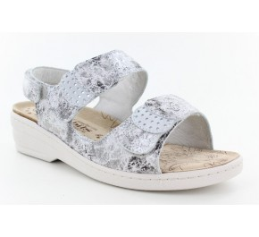 Sandales femme Mephisto ROSELIE SP Light Grey