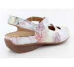 Chaussures Mephisto FIORINE Boa Pink