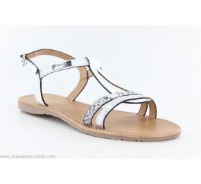 Sandales femme Les Tropéziennes HAGO Blanc / Multi