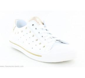 Baskets fille Bopy SAVA Blanc