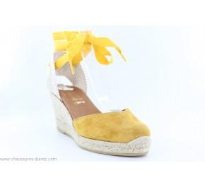 Chaussures femme La Maison de l'Espadrille ANT 805 Moutarde