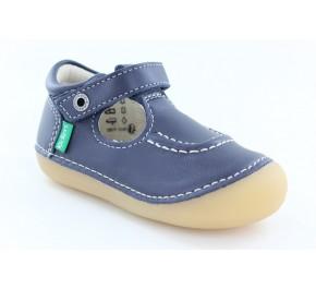 Chaussures bébé Kickers SALOME Marine