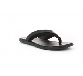 Tongs homme Kickers MOOLEY Noir