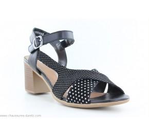 Sandales femme Remonte RAPT D2151-02 Noir