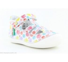 Chaussures fille Kickers SUSHY Multicolore