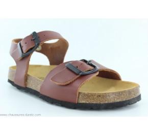 Sandales garçon Plakton LOUIS Camel