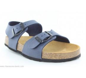 Sandales garçon Plakton PETER Bleu