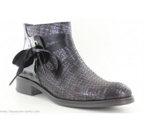 Boots femme Dorking PUY 8004 Noir