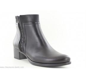 Boots femme Dorking PILE 8271 Noir