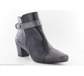 Boots femme Dorking PION 8280 Noir