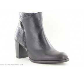 Boots femme Dorking PONG 8372 Noir