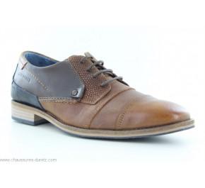 Chaussures homme Redskins BARBU Cognac