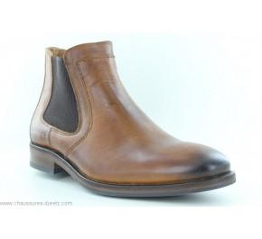 Boots homme Redskins PAPYRUS Cognac